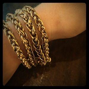 Ralph Lauren gold bracelet